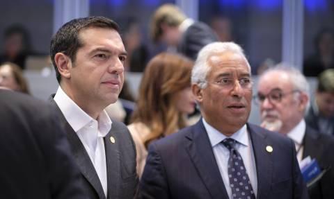 Στις Βρυξέλλες ο Τσίπρας την Πέμπτη (14/12) για τη Σύνοδο του Ευρωπαϊκού Συμβουλίου