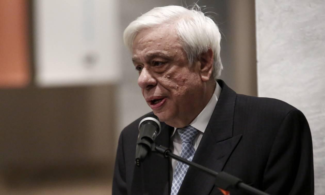 Προκόπης Παυλόπουλος: Τεράστια η σημασία των πρωτότυπων ιδεών της ελληνιστικής εποχής