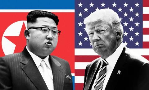 Τύμπανα πολέμου στην κορεατική χερσόνησο: Όχι των ΗΠΑ σε διαπραγματεύσεις με τη Βόρεια Κορέα
