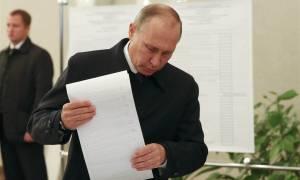 Ρωσία Εκλογες: Όταν δεν υπάρχει πρόβλημα με το αποτέλεσμα των εκλογών, πρόβλημα γίνεται η συμμετοχή