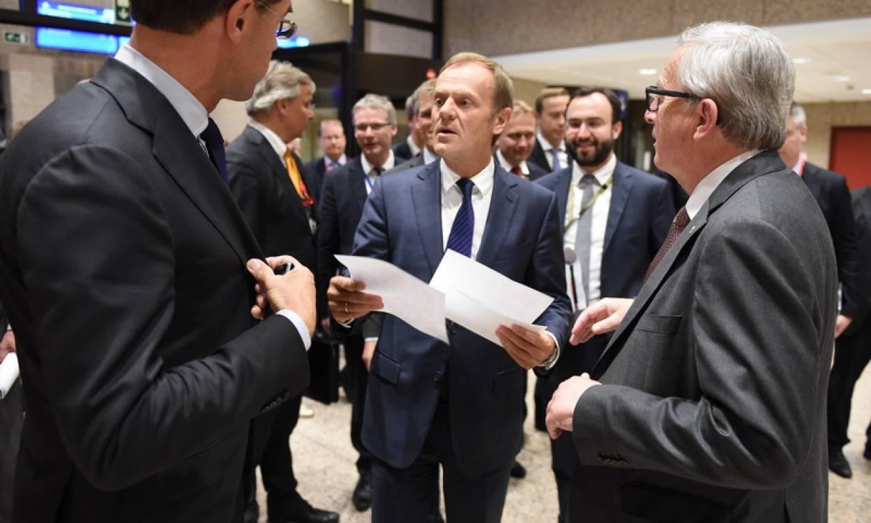 Die Welt: Όλοι εναντίον Τουσκ για το προσφυγικό - Η Ευρώπη δεν μπορεί να υπάρξει χωρίς αλληλεγγύη