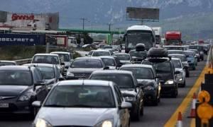 Απεργία: Αυξημένη η κίνηση στους δρόμους - Δείτε πού υπάρχει ΤΩΡΑ κυκλοφοριακό πρόβλημα