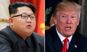 Έξαλλος ο Κιμ Γιονγκ Ουν: Ο Τραμπ μας φέρνει μια ανάσα από τον πυρηνικό πόλεμο