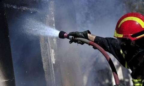 Συναγερμός για φωτιά στη Θεσσαλονίκη: Στο νοσοκομείο άστεγος με εγκαύματα