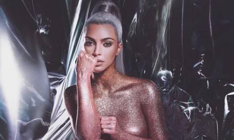 Πόσο έχει φουσκώσει! Η παρένθετη της Kim Kardashian σε μία σπάνια έξοδό της, λίγο πριν γεννήσει