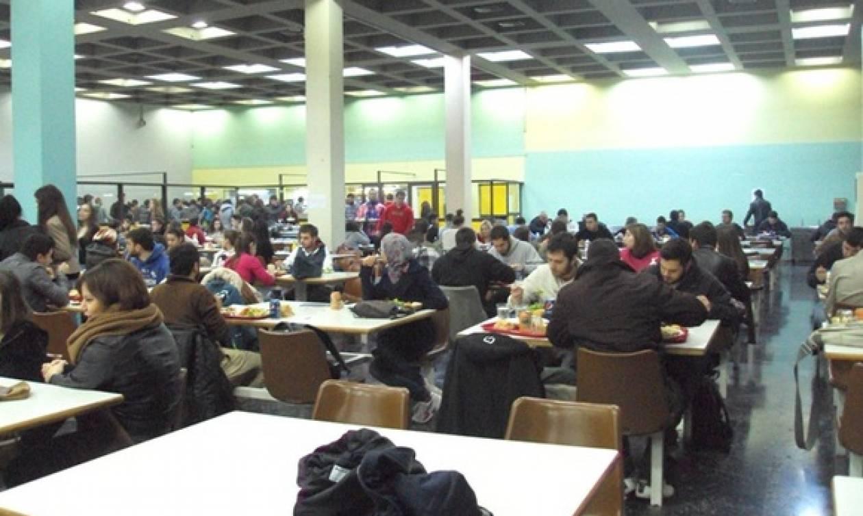 Πάτρα - νέα: Έκλεισε το εστιατόριο της φοιτητικής εστίας - Τριτοκοσμικές καταστάσεις