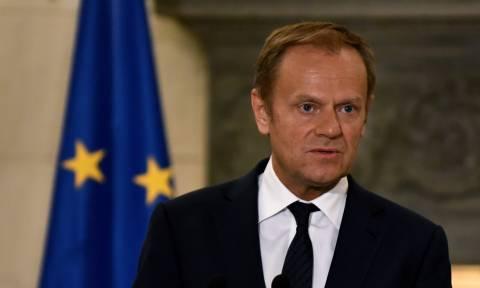Τουσκ: Να πάμε σε νέα Σύνοδο Κορυφής για τη μεταρρύθμιση της ευρωζώνης
