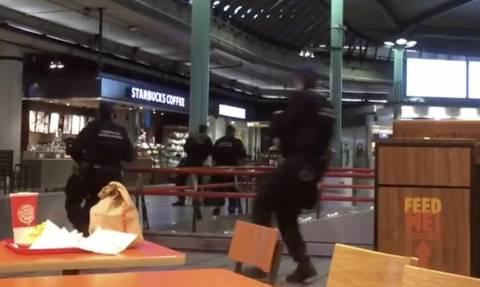 Συναγερμός στην Ολλανδία: Πυροβολισμοί στο αεροδρόμιο Σχίπχολ του Άμστερνταμ (Vid)
