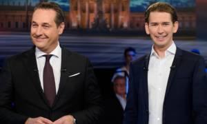 Αυστρία: Συντηρητικοί και ακροδεξιοί σχηματίζουν κυβέρνηση