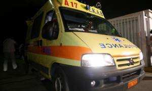 Θεσσαλονίκη: Άστεγος υπέστη εγκαύματα από φωτιά σε παράπηγμα