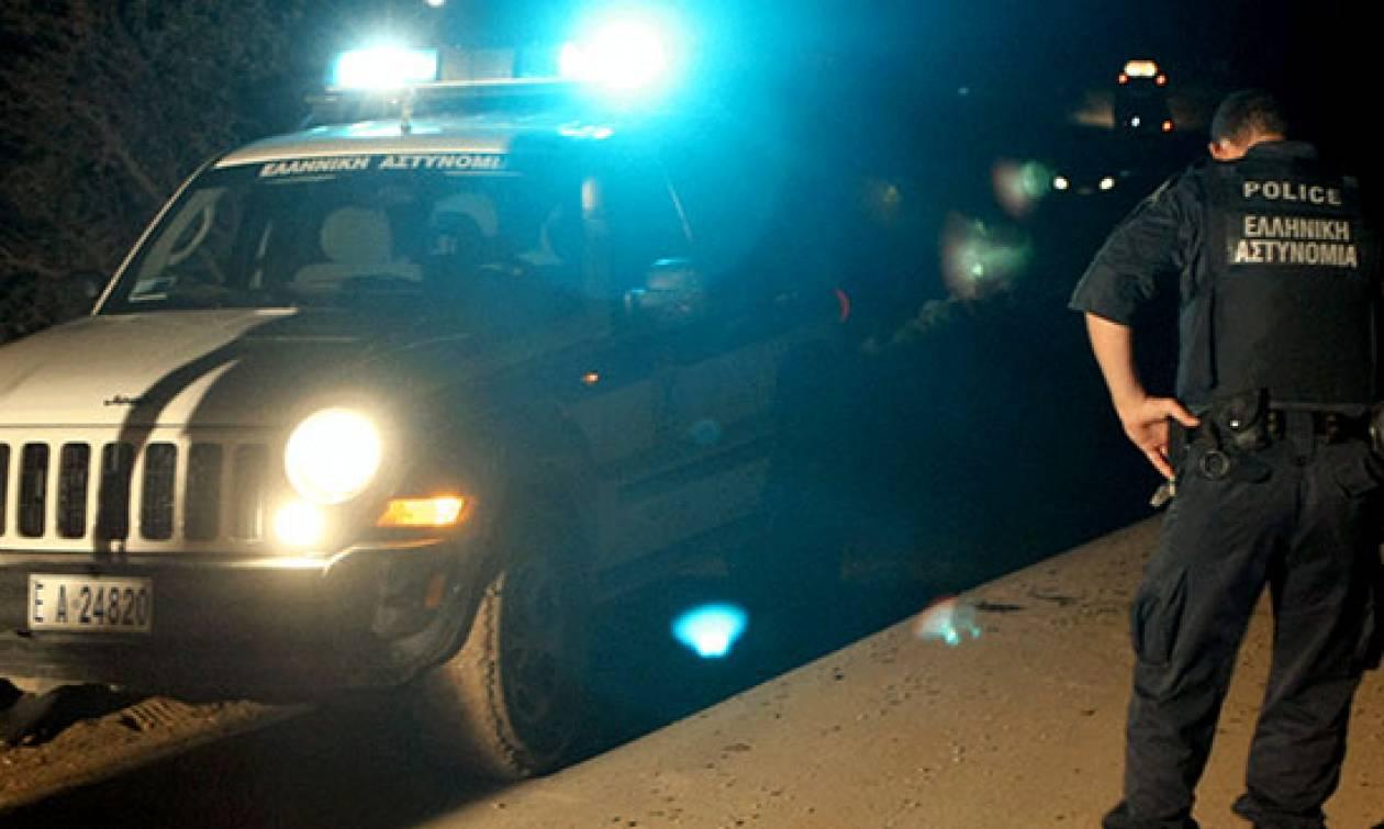 Ιωάννινα: Εντοπίστηκε σε δάσος «καβάτζα» ναρκωτικών και οπλισμός (pics)