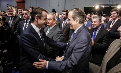 11ο Συνέδριο ΝΔ – Σαμαράς: Είμαστε ενωμένοι μπροστά στη νίκη που έρχεται