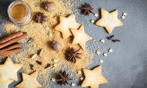 Τα 5 χριστουγεννιάτικα μπαχαρικά που ωφελούν τον εγκέφαλο