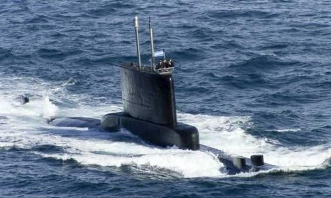 «Τίτλοι τέλους» για το χαμένο υποβρύχιο της Αργεντινής;