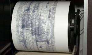 Σεισμός δυτικά της Σικίνου