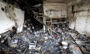 Συγκλονιστικές εικόνες από την οικογενειακή τραγωδία στην Κατερίνη