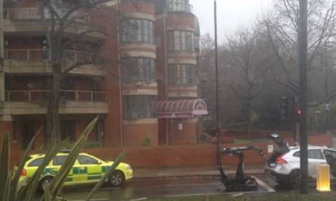 Συναγερμός στο Λονδίνο - Εντοπίστηκε ύποπτο όχημα