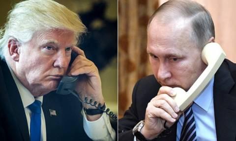 Το «ευχαριστώ» του Πούτιν στον Τραμπ και τη CIA