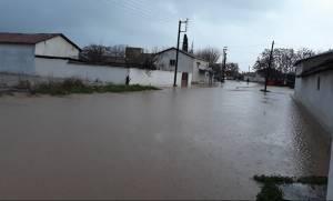 Κακοκαιρία: «Βούλιαξε» η Ροδόπη από τις καταρρακτώδεις βροχές (pics&vids)
