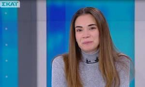 Συντετριμμένη η Άννα Μπουσδούκου: Με δάκρυα στα μάτια αποχαιρέτησε τον Βασίλη Μπεσκένη