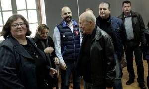 Έγκλημα στους Αγίους Αναργύρους: Συντετριμμένος ο Κώστας Σημίτης – Τι δήλωσε
