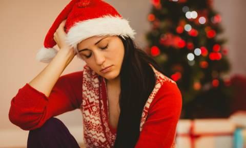 Πώς μπορώ να αποτρέψω την κατάθλιψη των Χριστουγέννων;