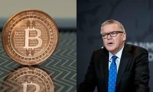 Ο κεντρικός τραπεζίτης της Δανίας προειδοποιεί κατά του «θανατηφόρου» bitcoin