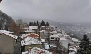 Καιρός τώρα - Έκτακτο δελτίο επιδείνωσης: Κρύο σε όλη χώρα - Με χιονόνερο και χιόνι η Τρίτη (pics)
