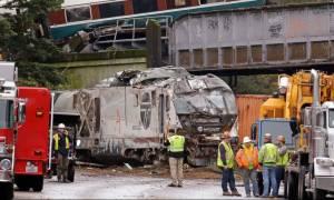 ΗΠΑ: Τα σενάρια που εξετάζουν οι Αρχές για τη σιδηροδρομική τραγωδία - Τρεις νεκροί (pics+vid)