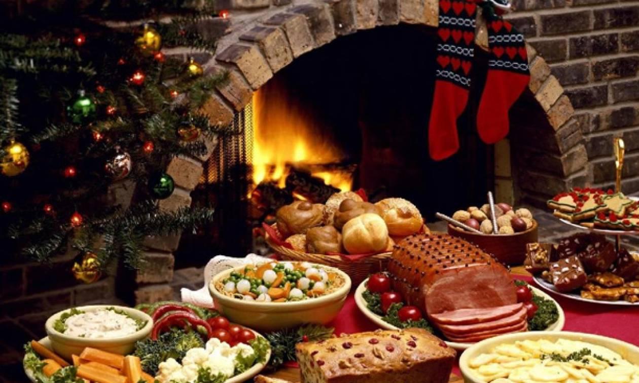 Φθηνότερο το φετινό χριστουγεννιάτικο τραπέζι - Πόσο θα μας κοστίσει