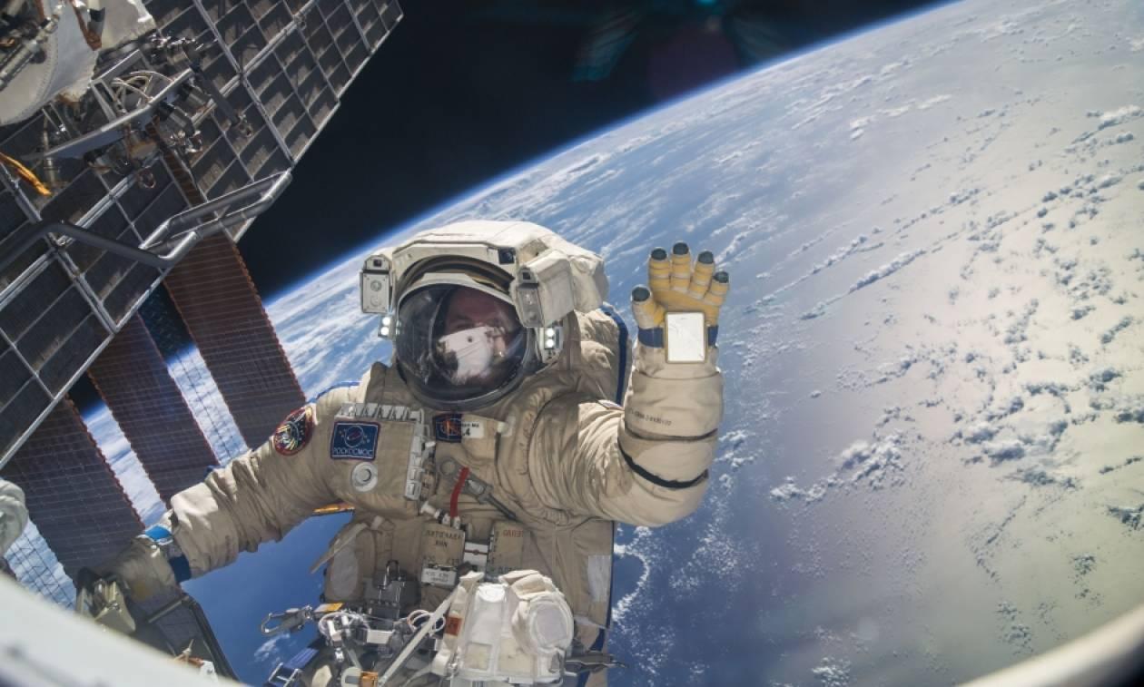 Τα social media στηρίζουν ψυχολογικά τους κοσμοναύτες στο διάστημα