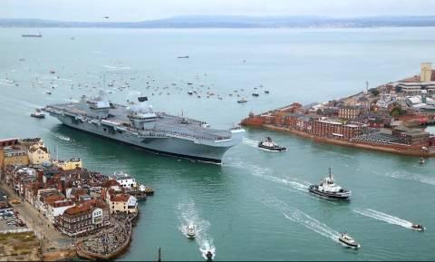 Σκάνδαλο στη Βρετανία: Στοίχισε 3,5 δισεκ. ευρώ και όμως μπάζει νερά (Pics+Vid)