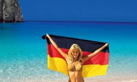 Οι Γερμανοί ξανάρχονται: «Εκρηκτική» αύξηση των κρατήσεων για Ελλάδα