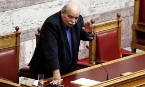 Βουλή: Κόντρα Βούτση-Μιχαλολιάκου για το κατοχικό δάνειο