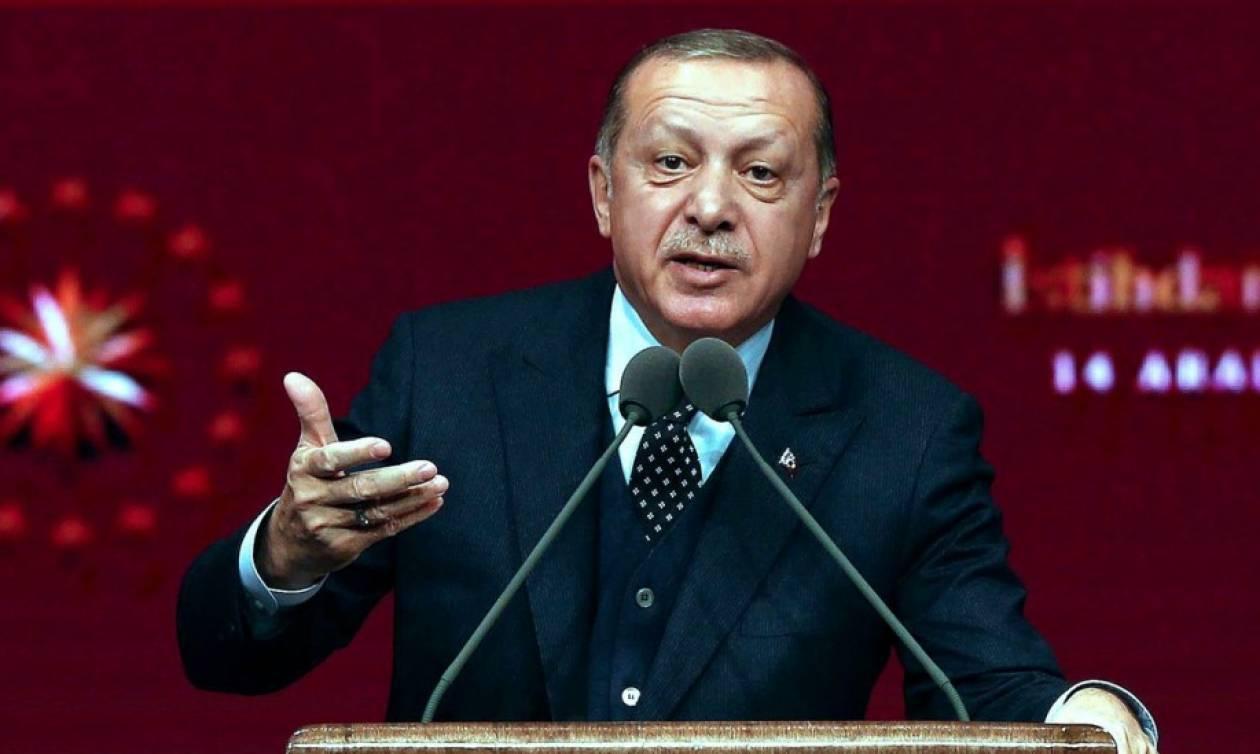 «Μετωπική σύγκρουση» Τραμπ – Ερντογάν για την Ιερουσαλήμ