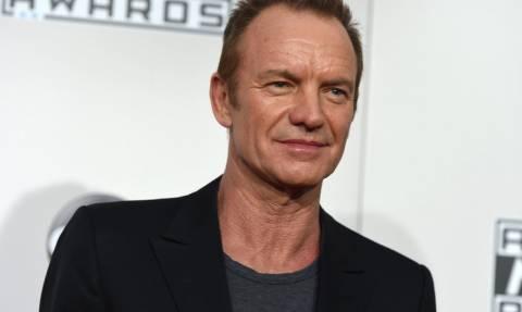 Έρχεται ο Sting στην Ελλάδα για δύο συναυλίες