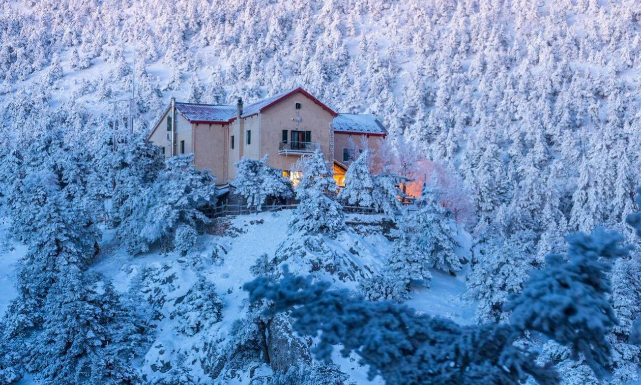 Καιρός ΤΩΡΑ: Έρχονται χιόνια στην Αττική τις επόμενες ώρες!