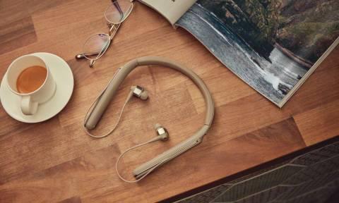 Sony WI-1000X: κομψά, ασύρματα και με εξουδετέρωση θορύβου