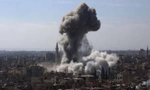 Λουτρό αίματος στη Συρία: 19 άμαχοι νεκροί, ανάμεσά τους και 7 παιδιά, κατά τη διάρκεια βομβαρδισμού