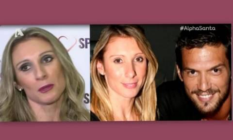 Η Κατερίνα Θάνου μιλά πρώτη φορά on camera για το διαζύγιό της από τον Αλέξανδρο Παρθένη