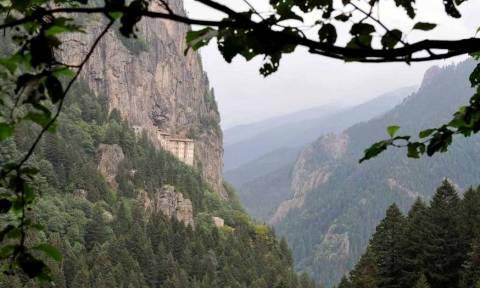 Παναγία Σουμελά - Δέος: Ανακαλύφθηκε μυστικό τούνελ που οδηγεί στην «Κόλαση και τον Παράδεισο»