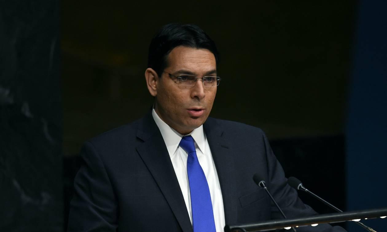 Προκαλεί το Ισραήλ στον ΟΗΕ: Δε θα φύγουμε ποτέ από την Ιερουσαλήμ