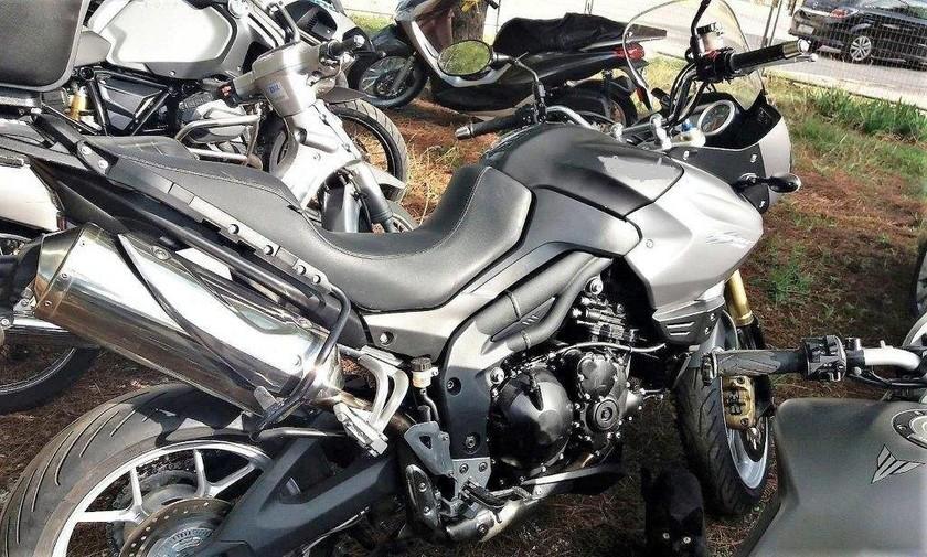 Δείτε πως δρούσε η σπείρα που έκλεβε πολυτελείς μοτοσικλέτες στην Αττική