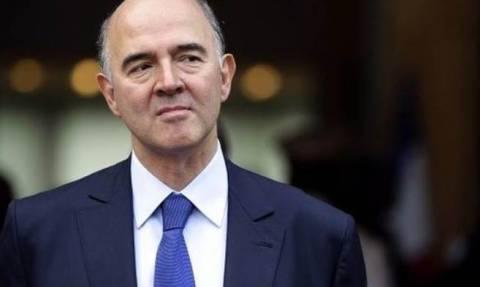 Πώς εκτιμά ο Μοσκοβισί την πορεία της ελληνικής οικονομίας