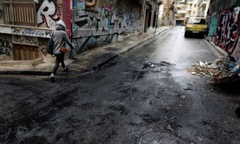 Κλεμμένο από το 2015 το βαν των δραστών της επίθεσης στο Εφετείο Αθηνών