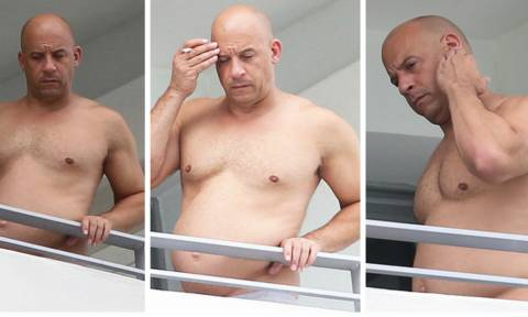 Ποιοι διάσημοι άντρες έχουν μπυροκοιλιά και δεν τους φαίνεται;