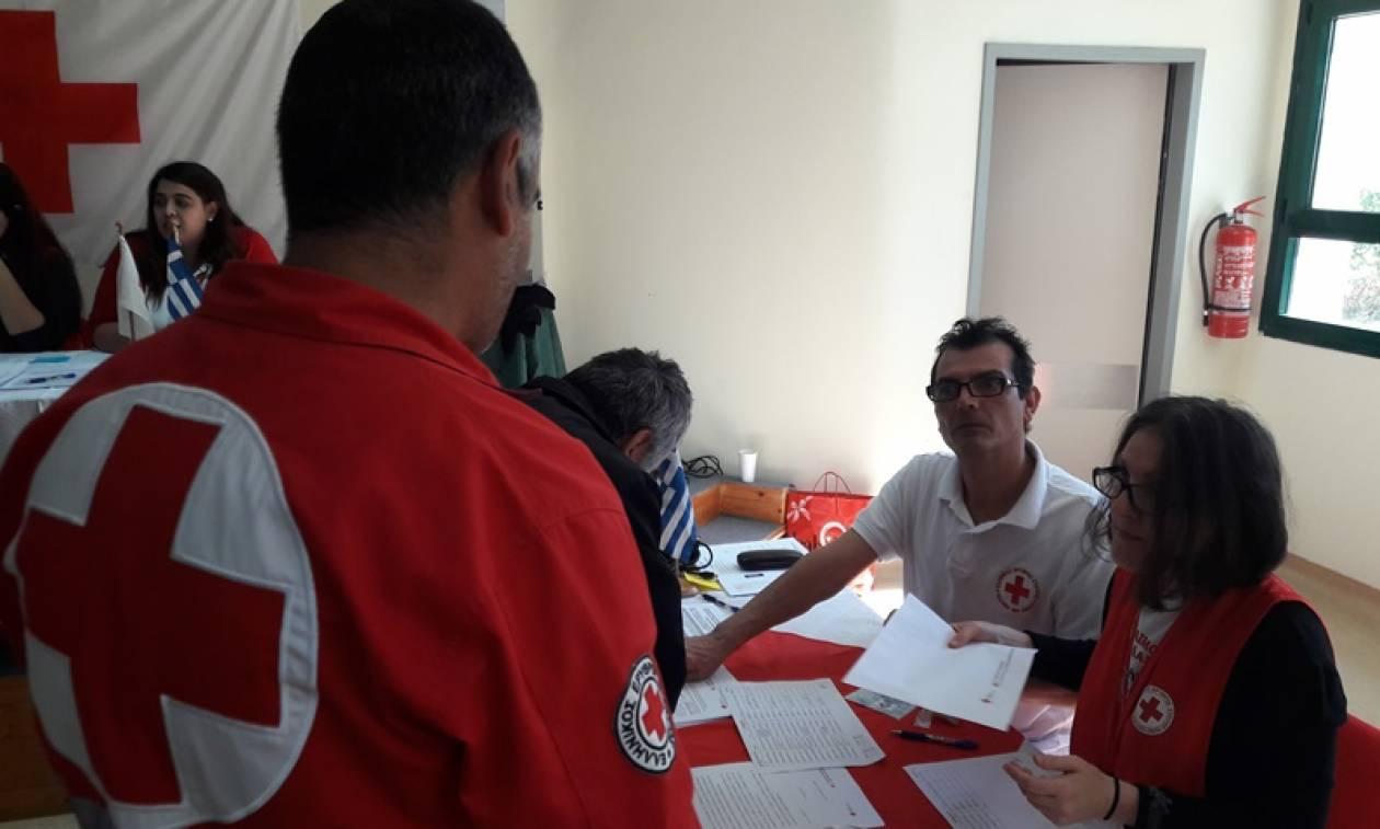 Ερυθρός Σταυρός: Πρόγραμμα στήριξης ευάλωτων νοικοκυριών μέσω χρεωστικής κάρτας