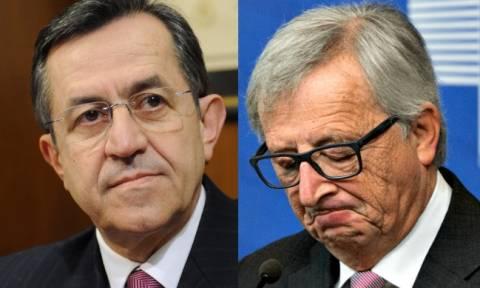 Νικολόπουλος: Ο Γιούνκερ ήταν ένας από τους πρωταγωνιστές της σύγχρονης ελληνικής τραγωδίας