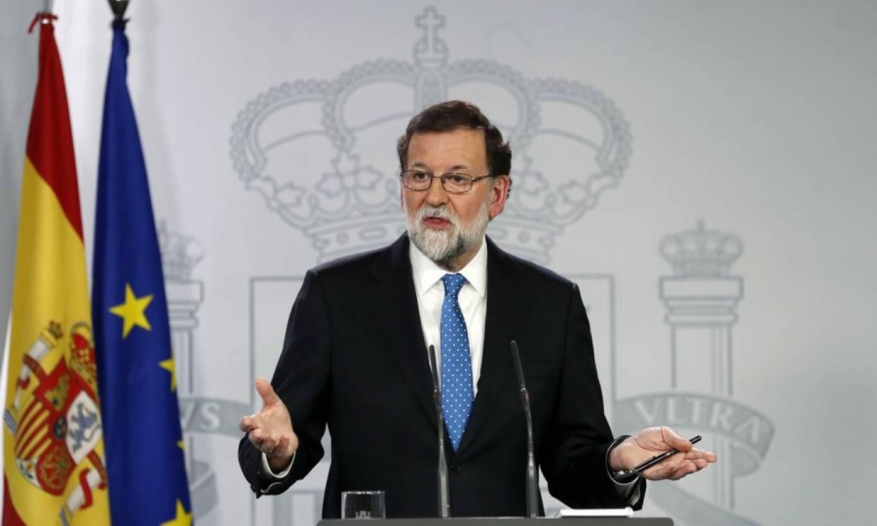 Ισπανία: Φοβάται τις εθνικές εκλογές ο Ραχόι μετά τη νίκη των αυτονομιστών στην Καταλονία