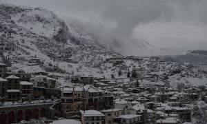 Κακοκαιρία LIVE: Ο χιονιάς «σαρώνει» την χώρα - Δείτε φωτογραφίες από τη χιονισμένη Ελλάδα